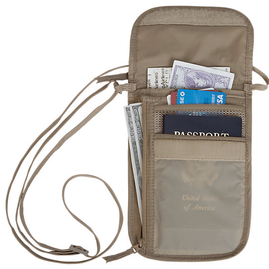 Image for Undercover™ Neck Wallet DLX from EagleCreek United States