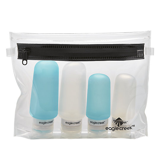 Image for Silicone Bottle Set from EagleCreek United States