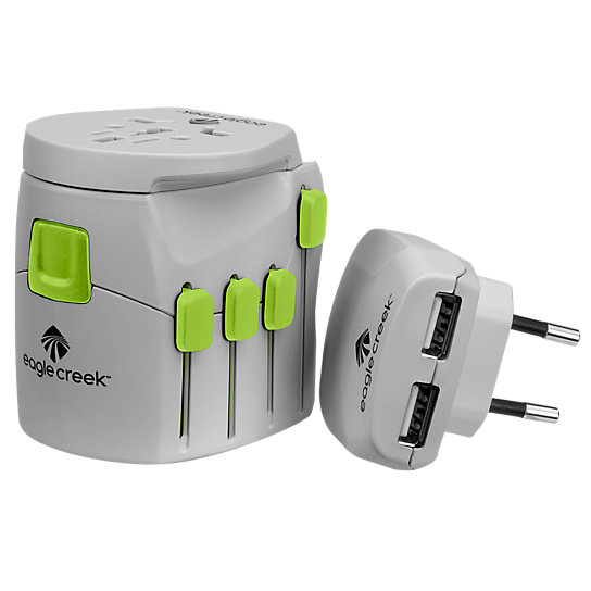 Image for USB Universal Travel Adapter Pro from EagleCreek United States