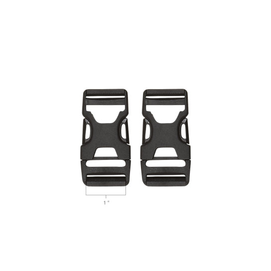 Image for 1'' UTX D FLEX BUCKLE SET from EagleCreek United States