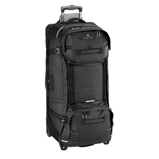 Gear Review Osprey Shuttle 32 Roller Bag