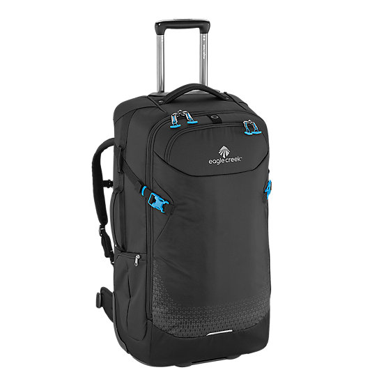 A large pack designed to be nimble and versatile, the Expanse™ Convertible 29 is designed with the diverse individual in mind. Whether rolling through the airports of Europe or strapped to your back in the Australian Outback, this pack is perfect for someone who wants to be organized and prepared for every situation. Built with heavy-duty treaded wheels and Bi-Tech™ Armor Lite, this is a bag that will last a lifetime, and backed by our No Matter What™ Warranty incase the unthinkable happens.