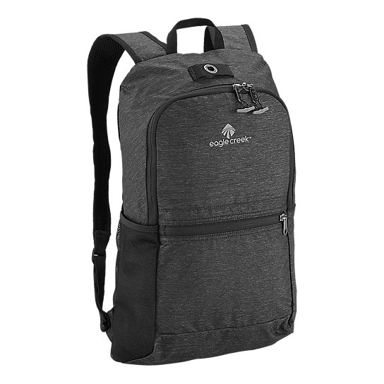 Whether you\\\'re set to hop on and off the bus in Europe or planning your own Southeast Asian excursion, the Packable Daypack allows you to leave the luggage at the hotel. This lightweight backpack packs away to near nothingness and has lockable zippers to keep your valuables secured.