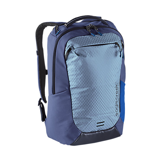 The Wayfinder Backpack 30L can hold and organize everything you need and provides ultimate comfort for women. It\\\'s the perfect travel solution for any adventure. Three stylish colors - blue, black, and gray - help you travel in lightweight style. Enjoy pockets for every gadget, small items, and other essentials.