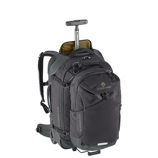 Gear Warrior Convertible Carry On