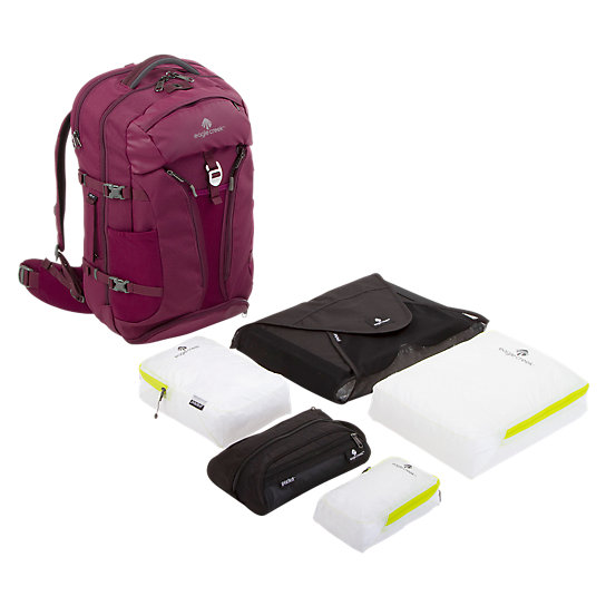 Image for Global Companion 40L Women's Fit Gear Kit from EagleCreek United States