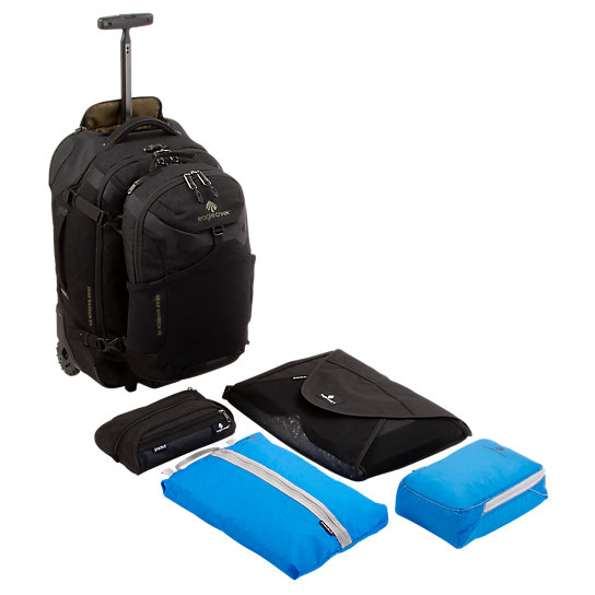 Image for Gear Warrior™ Convertible Carry On Gear Kit from EagleCreek United States