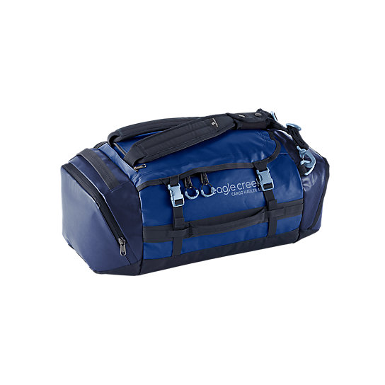 Our smallest Cargo Hauler duffel is ultra-light and durable, for even the most handsy baggage-handlers who give it the ol\\\' heave-ho. Extra gear pockets make convenient places to put those items you don\\\'t want to lose, like your winnings from a weekend in Vegas. No matter where you go or what you do, the Cargo Hauler will get you there. It\\\'s convenient, resilient, and makes a great carry-on.
