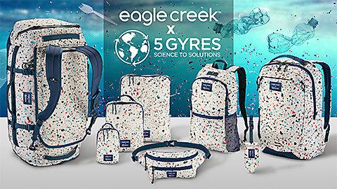 Eagle Creek x 5Gyres