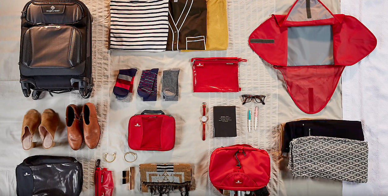 f8312f1d399b0 How to Organize Your Suitcase Using Packing Cubes & Compression Bags