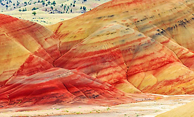 4 Best Hikes In Wheeler County Oregon The Painted Hills
