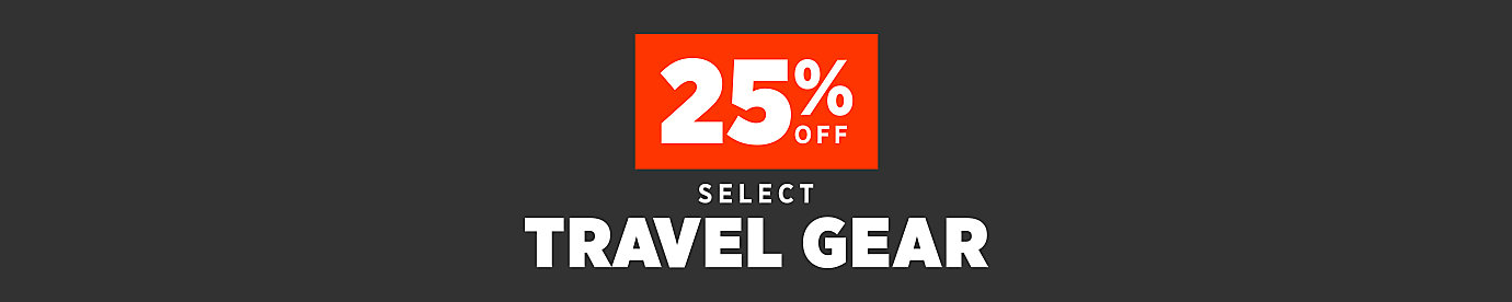 25% Off Select Items